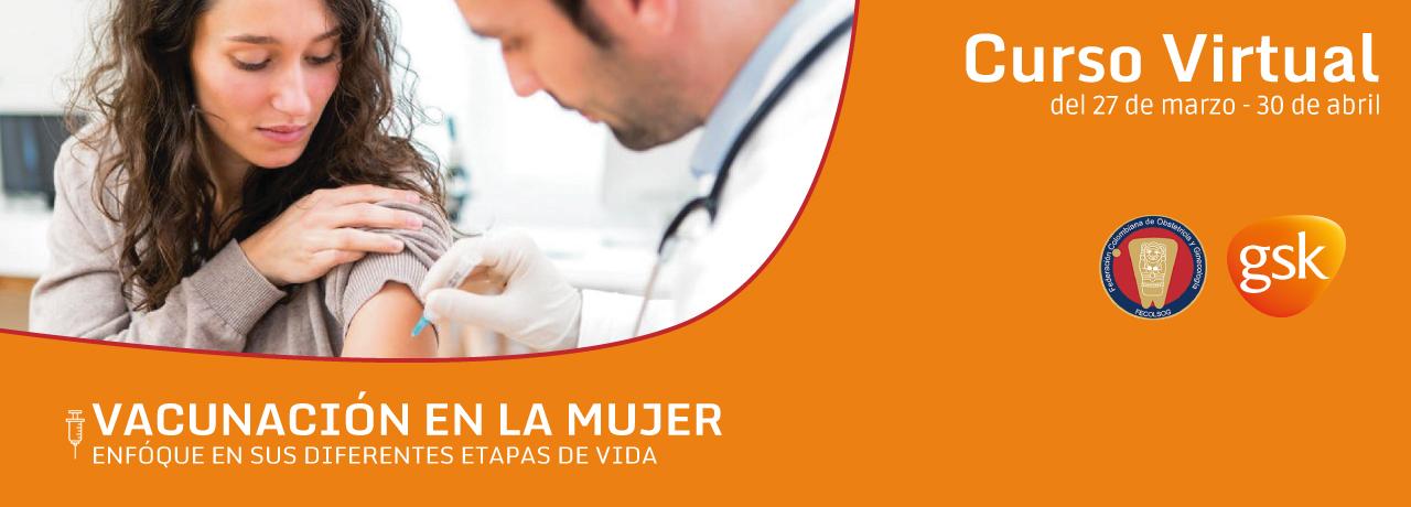 Banner curso Vacunación